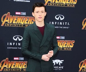 spider man and tom holland image