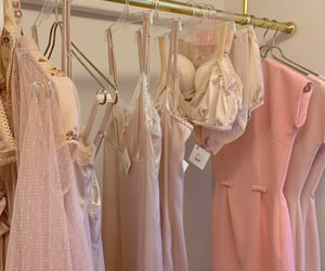 clothes, fashion, and pink image