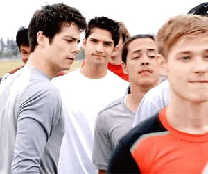 boys, brotp, and dylan o'brien image