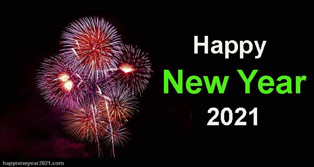 article and happy new year 2021 image