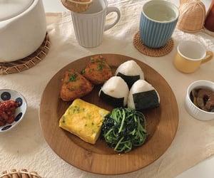 breakfast, korean food, and صباح image
