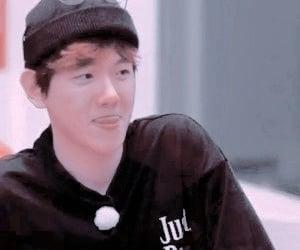boy, exo, and baekhyun image