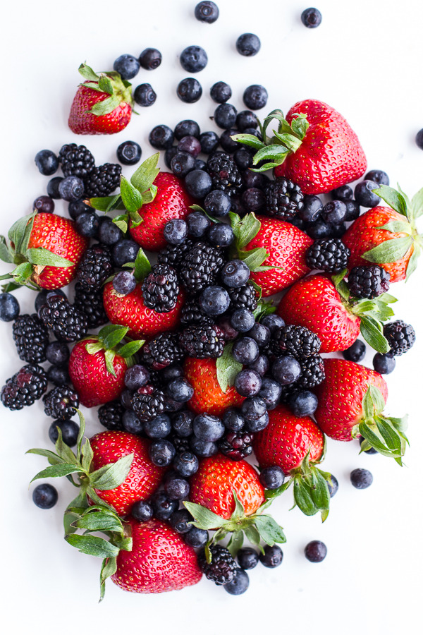 Image de food and strawberries