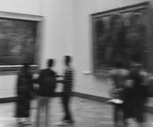 aesthetic, art, and blackandwhite image