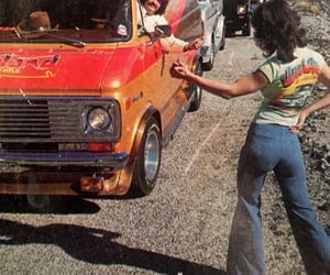 vintage, 70s, and hippie image