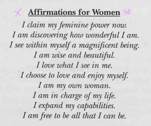 quotes, words, and affirmations image