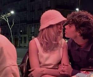 boyfriend, girlfriend, and romance image