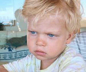 babe, blue, and blue eyes image