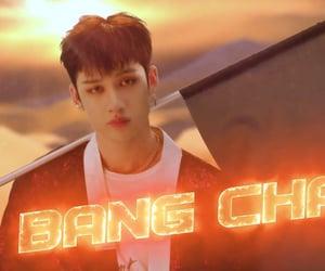 kpop, stray kids, and bang chan image