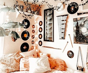 aesthetic, room, and vibes image