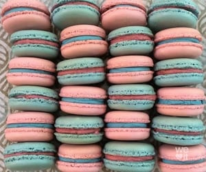 blue, pink, and sweet image