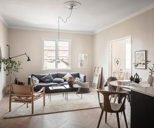 apartment, beige, and design image