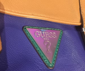 bag, guess, and money image