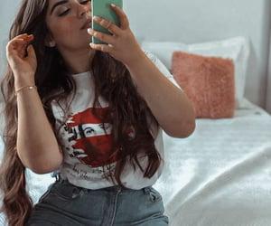 aesthetic, garotas, and hair image