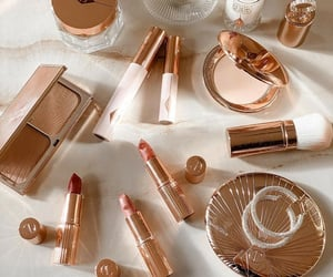 beauty, blush, and Brushes image