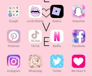 app, girly, and wallpapers image