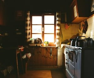35mm, canon, and kitchen image