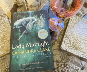 rose, cassandra clare, and lady midnight image