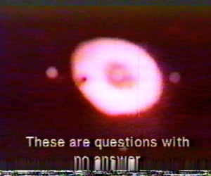 answer, grunge, and question image