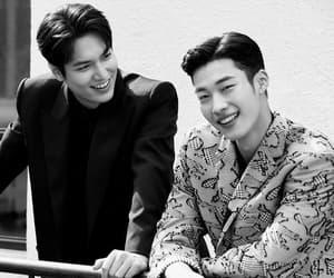 lee min ho, kdrama, and woo do-hwan image