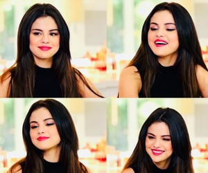 beauty, Collage, and selena gomez image