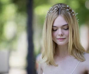 Elle Fanning, photoshoot, and maleficent image