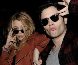 gossip girl, you, and penn badgely icons image