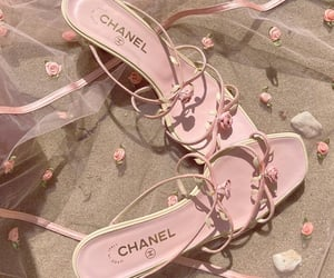 shoes and chanel image