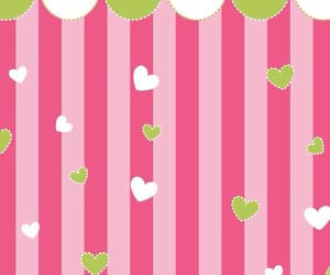corazones, heart, and pink image