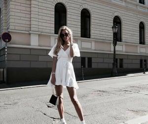 fashion, girls, and bag image