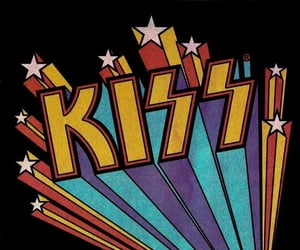 70s, kiss, and vintage image