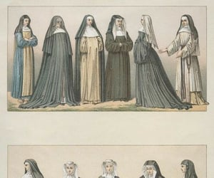 Catholic, monastery, and nonne image