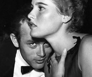 couple, james dean, and Ursula Andress image