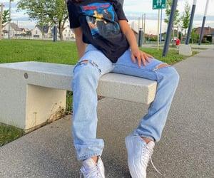 fashion, streetwear, and nike image