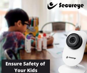 security camera, wireless camera, and wifi camera image
