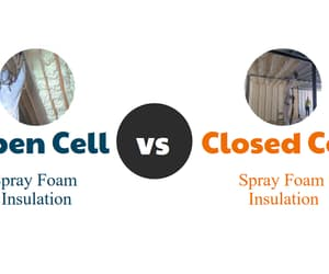 loft insulation, condensation in loft, and spray insulation image