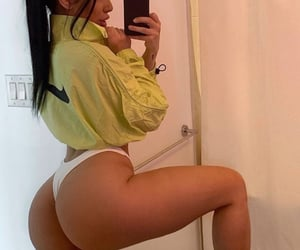 ass, booty, and sexy image