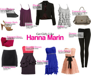clothes, hanna, and pretty image