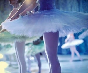 ballerina, dance, and dancers image