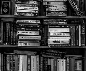 book, aesthetic, and black and white image