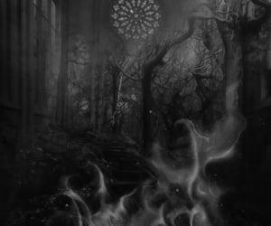 black, editing, and grunge image