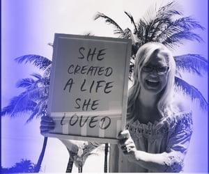 beach, freedom, and joyful image