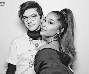dangerous woman, ariana grande, and yours truly image