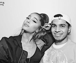 yours truly, ariana, and sweetener image