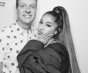 ponytail, yours truly, and ariana image