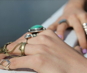 rings and amazing jewlery image