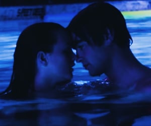 actor, leighton meester, and pool image