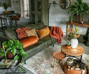 decor, apartment, and home image