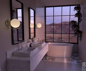 arquitetura, banheiro, and decor image