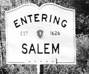 salem and witch image